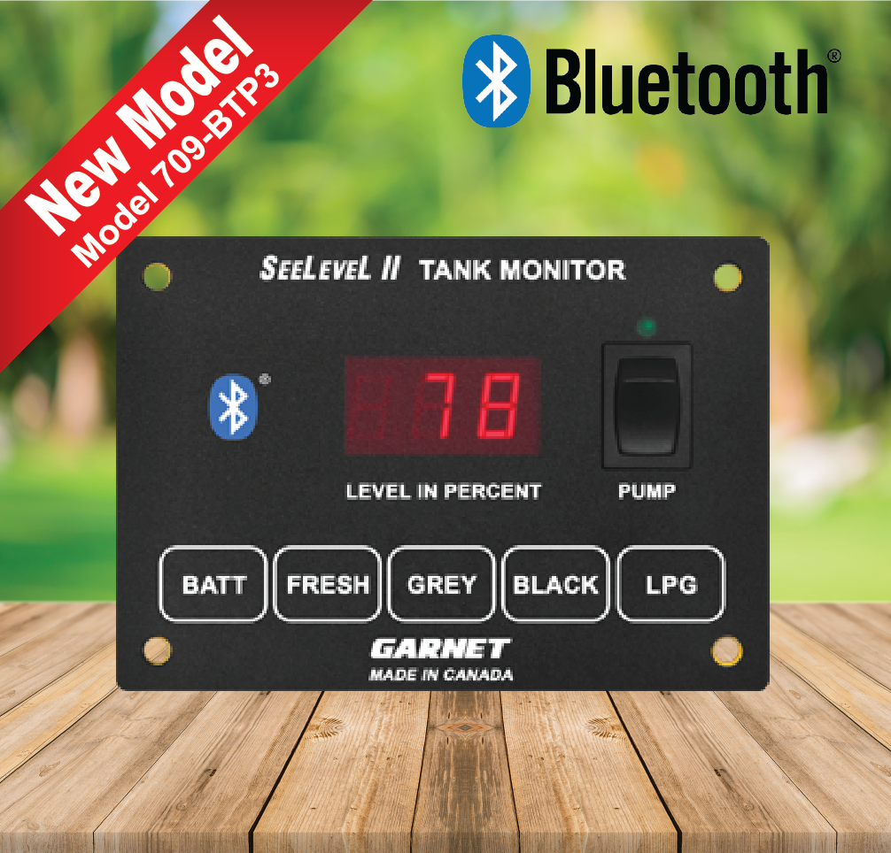 New RV Bluetooth rv holding tank monitors the monitor that works Submersible Well Pump Wiring Diagram at webbmarketing.co